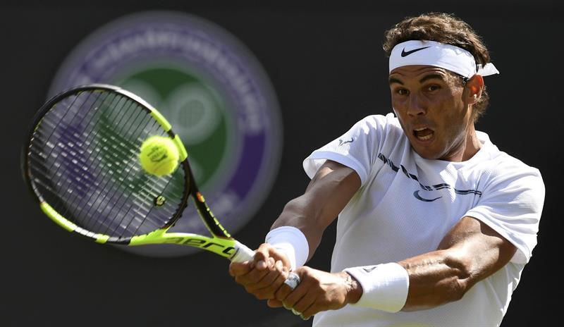 """Nadal: """"Mi objetivo ahora es ser feliz jugando al tenis y no lesionarme"""""""