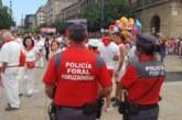 """Ocho detenidos en Pamplona acusados de """"desordenes públicos"""" en sanfermines"""