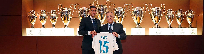 """Theo Hernández: """"Estoy contento de estar en el mejor club del mundo"""""""