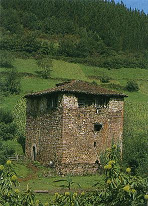 Cultura inicia la restauración de la torre de Ibero en el entorno de Leiza y Goizueta