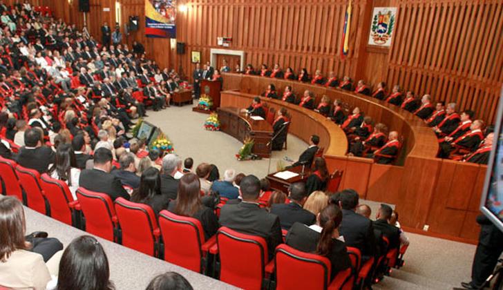 Detienen a un magistrado venezolano un día después de ser nombrado por la Cámara