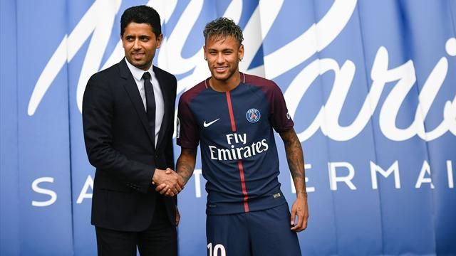 Neymar, Zidane y Mbappé, los más influyentes del fútbol francés para L'Équipe