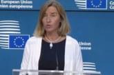"""Mogherini recalca que el envenenamiento del exespía ruso es """"inaceptable"""""""