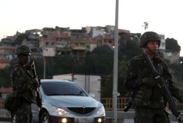 Las Fuerzas Armadas realizan una megaoperación contra el crimen organizado en Río