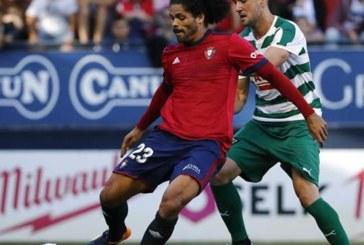 2-0. El Osasuna desarma al Eibar en dos acciones a balón parado