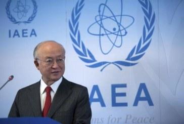 Dimite el director general del OIEA, Yukiya Amano, por su mal estado de salud
