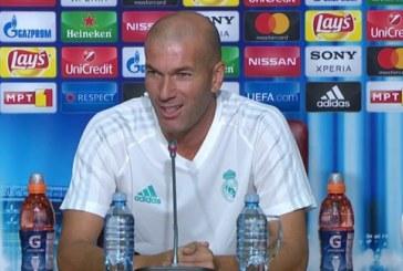 Zidane no entra a la «gasolina» de Mourinho con Bale y ve a Cristiano «listo para jugar»