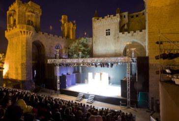 El «Rey Lear» sube este sábado al escenario en Olite de la mano de Atalaya