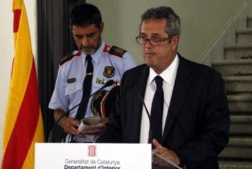 Los Mossos rechazan que un mando del Estado les coordine con el resto de las fuerzas de seguridad