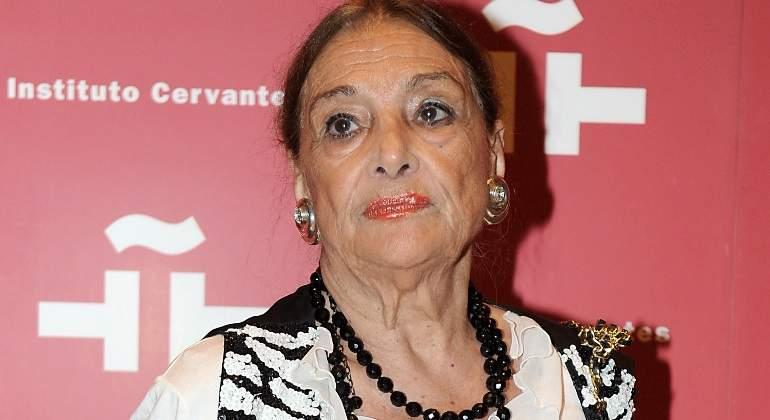 Fallece a los 88 años la actriz y cantante Nati Mistral - NAVARRA ...