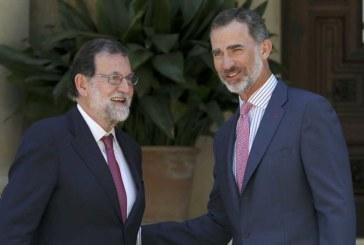 Rajoy dice que ley referéndum sería «una nueva patada al sistema democrático»