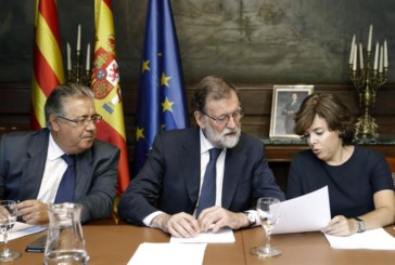 """El Gobierno garantiza la """"colaboración total"""" de Policía, Guardia Civil y Mossos"""