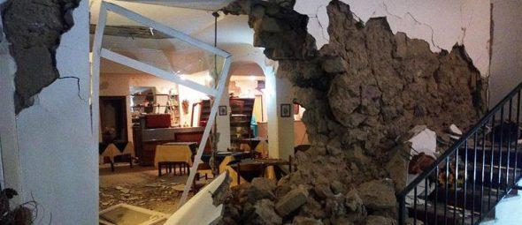 Al menos dos muertos en un terremoto de magnitud 4 en la isla italiana de Ischia