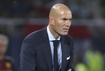 Zidane: «Tenemos carácter y hambre»