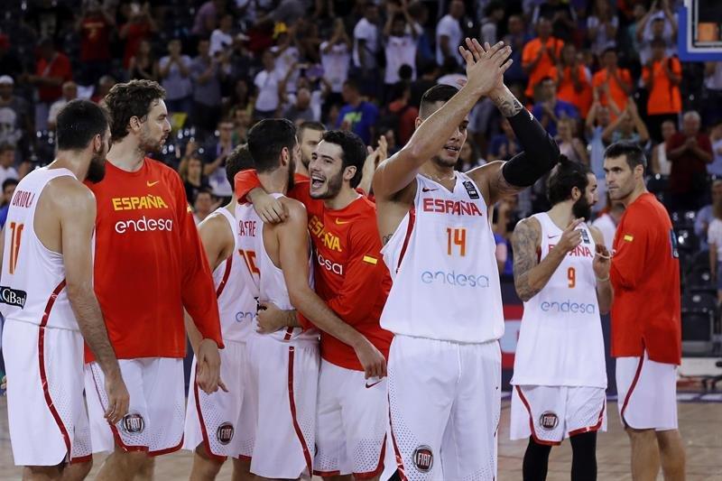 España iniciará su camino a la Copa del Mundo midiéndose a Lituania en Pamplona