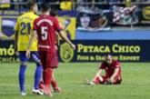 1-0: El Cádiz apea a Osasuna de la Copa por la mínima