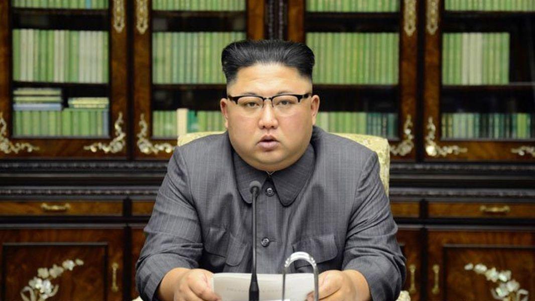 """Kim Jong-un: """"El mundo entero está pendiente de esta cumbre histórica"""""""