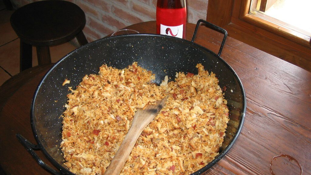 Fiestas y tradiciones que devuelven al pasado saboreando productos con arraigo