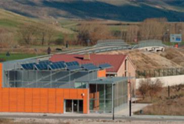 Una delegación turca visita el Centro Integrado Superior de Energías Renovables de Imárcoain