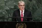 """Dastis critica en Naciones Unidas a quienes defienden una """"presunta legitimidad"""""""