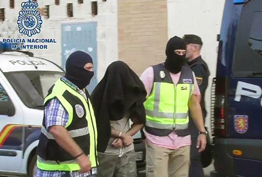 Detenida en Mérida una persona clave de la estructura tecnológica del Dáesh