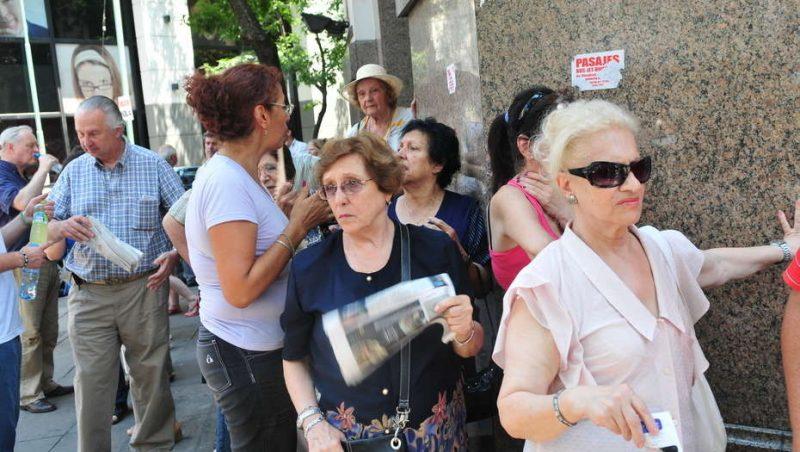 El 44 % de los españoles teme carecer de dinero suficiente para su jubilación