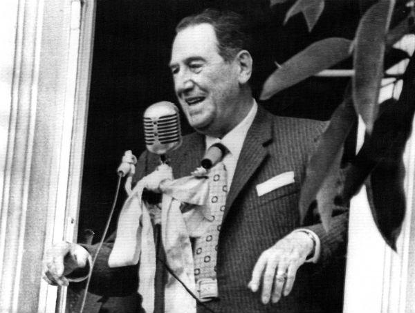 Nuevo presidente en Argentina. Es elegido Juan Domingo Perón