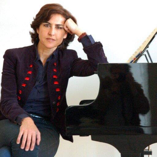 La pianista madrileña. Rosa Torres-Pardo.