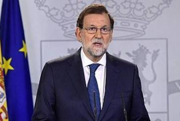 Rajoy garantiza que el Estado reaccionará ante un «acto delictivo» del Parlamento catalán