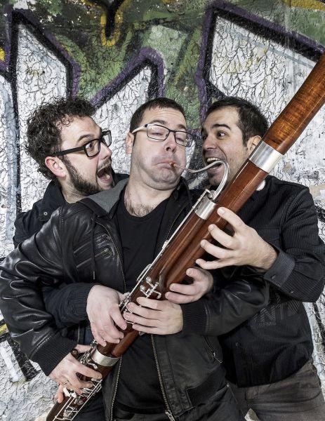 AGENDA: 14 de septiembre, civivox Condestable, concierto inaugural 'Tamhá Ensemble'
