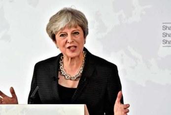 May insiste en que no cambiará su postura sobre Gibraltar
