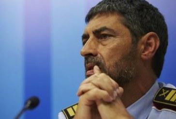 Trapero no acude a la reunión de coordinación policial para el referéndum y manda a su segundo