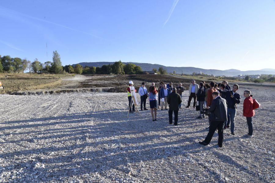 Pamplona contará con un nuevo parque de más de 13.300 metros cuadrados