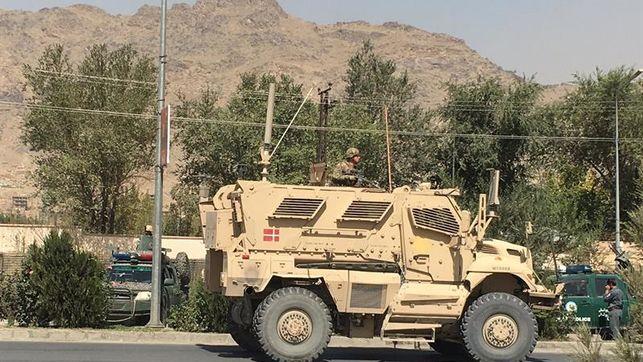 Al menos 3 civiles heridos en un ataque suicida a un convoy de la OTAN en Kabul