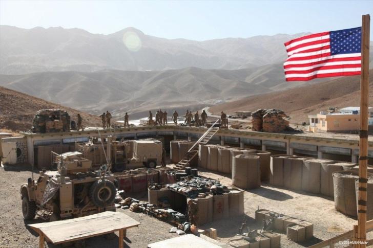 Se establece en Israel la primera base militar norteamericana permanente