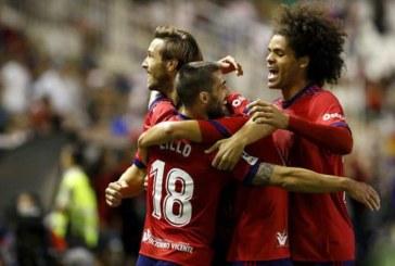 Osasuna defiende el liderato en El Sadar ante el Barcelona B