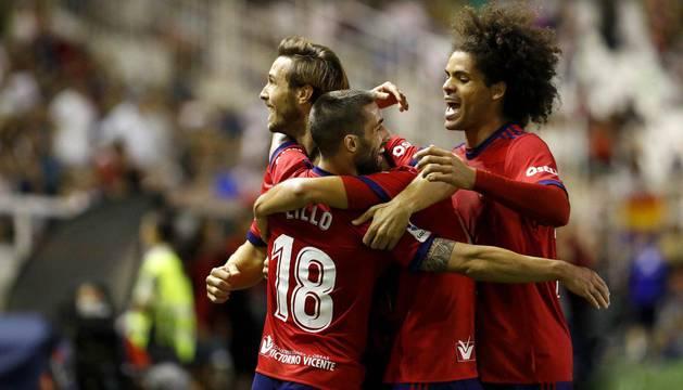 Osasuna mide su liderato con un Zaragoza en racha