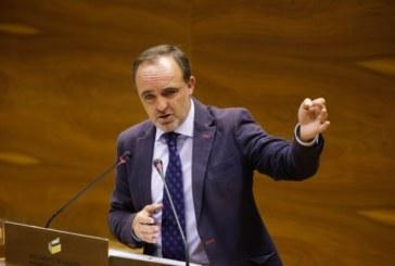 """Esparza (UPN): """"No tengo duda de que PNV acabará apoyando los presupuestos"""""""
