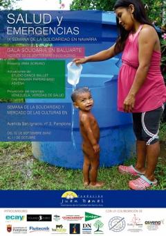 AGENDA: 29 de septiembre, en Baluarte, Gala Fundación Juan Bonal