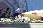Irán desafía a EEUU y prueba con éxito su nuevo misil balístico de alcance medio