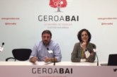 Geroa Bai pide ampliar los Presupuestos de la MCP en 200.000 euros