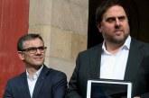 La Guardia Civil atribuye también un delito de sedición a los detenidos por el 1-O