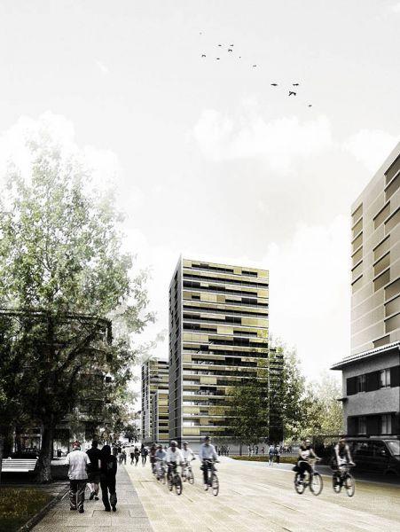 El TSJ de Navarra avala el plan de Salesianos en Pamplona y considera que las alturas previstas no vulneran las normas urbanísticas