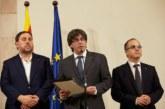La Fiscalía acusará a Junqueras por rebelión pero no pedirá el máximo de 30 años