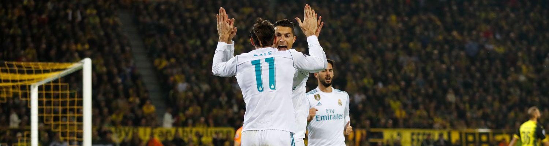 1-3: El Madrid da una exhibición y derriba otro muro en Dortmund