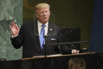 Trump vuelve a abrir la puerta a un solo Estado para israelíes y palestinos