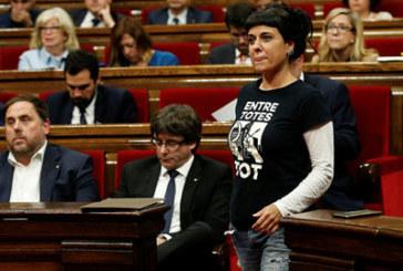JxSí y la CUP proponen declarar el «Estado independiente en forma de república»