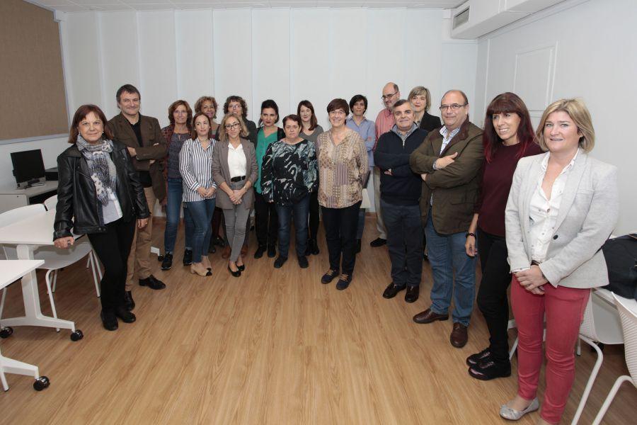 La Comisión de Asuntos Ciudadanos visita la sede del Equipo Municipal de Atención a Domicilio