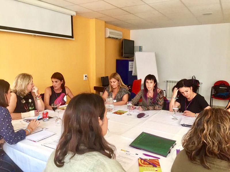 El Instituto Navarro para la Igualdad asiste al Plenario de la Red de Políticas de Igualdad