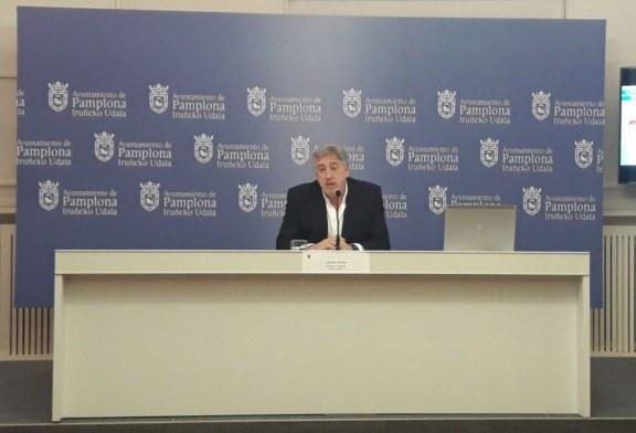 """El alcalde de Pamplona """"no comparte en absoluto"""" el desalojo del """"gaztetxe"""" de Rozalejo"""